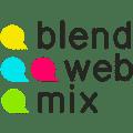 logo Blend Web Mix